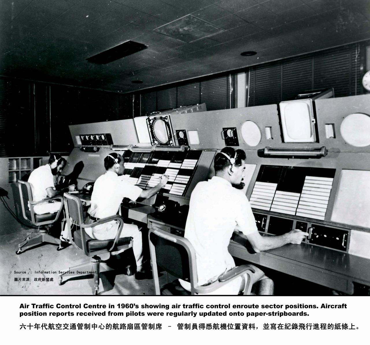 香港民航处钻禧六十年